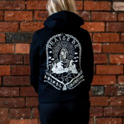 Praise Be To Animal Liberation - Hoodie