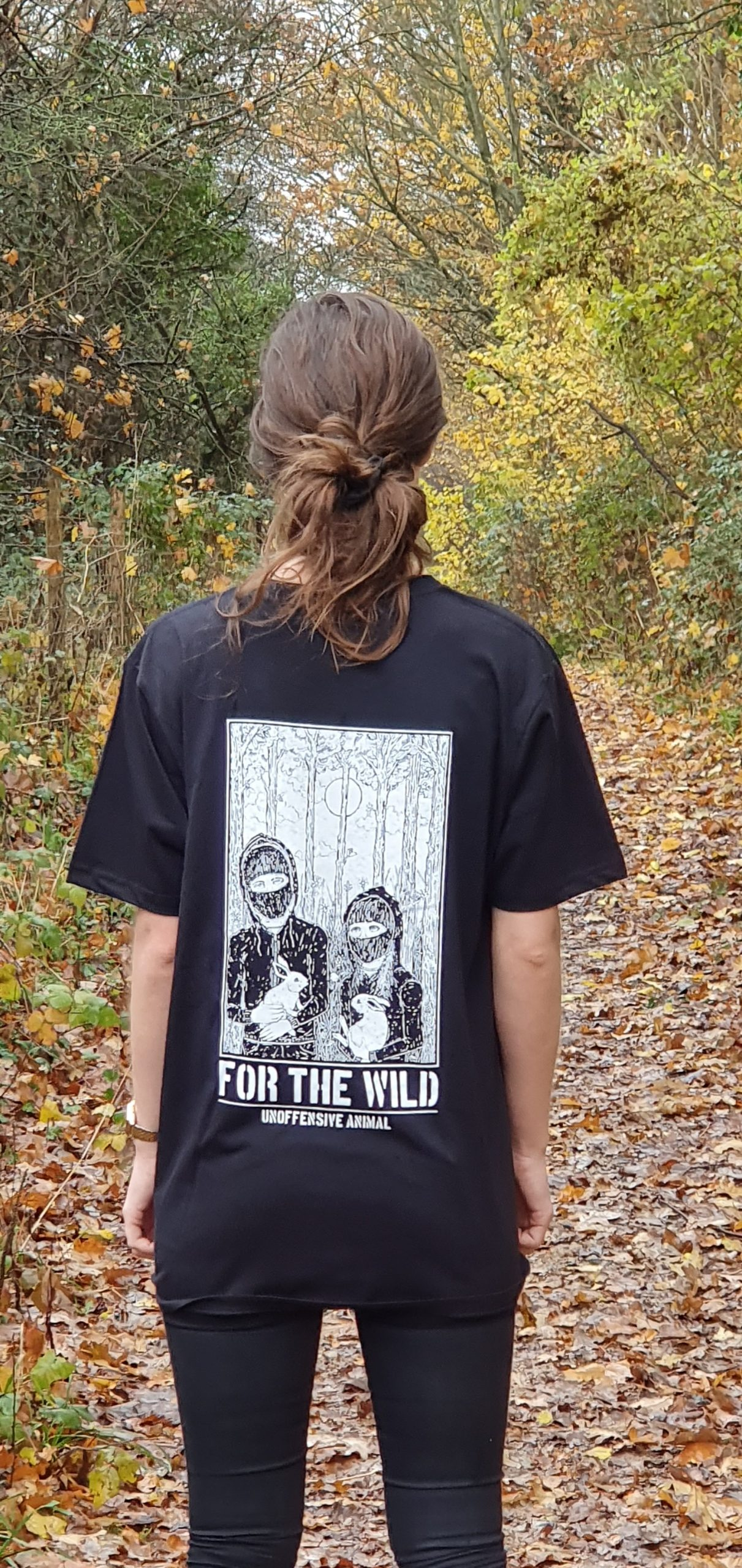 For The Wild - Tee
