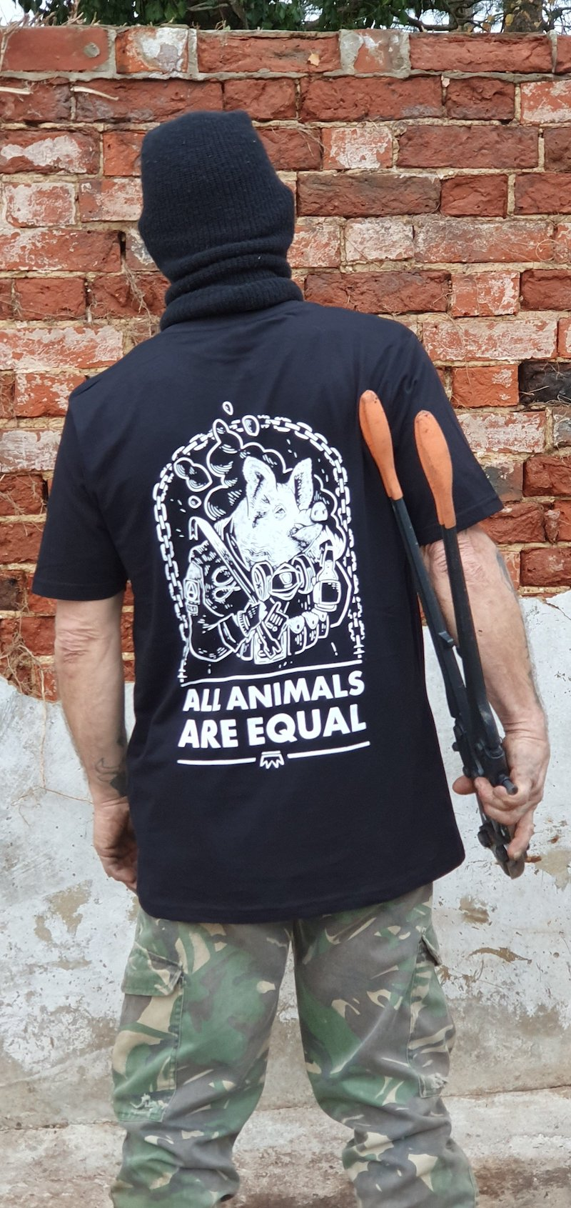 All Animals Are Equal - Tee