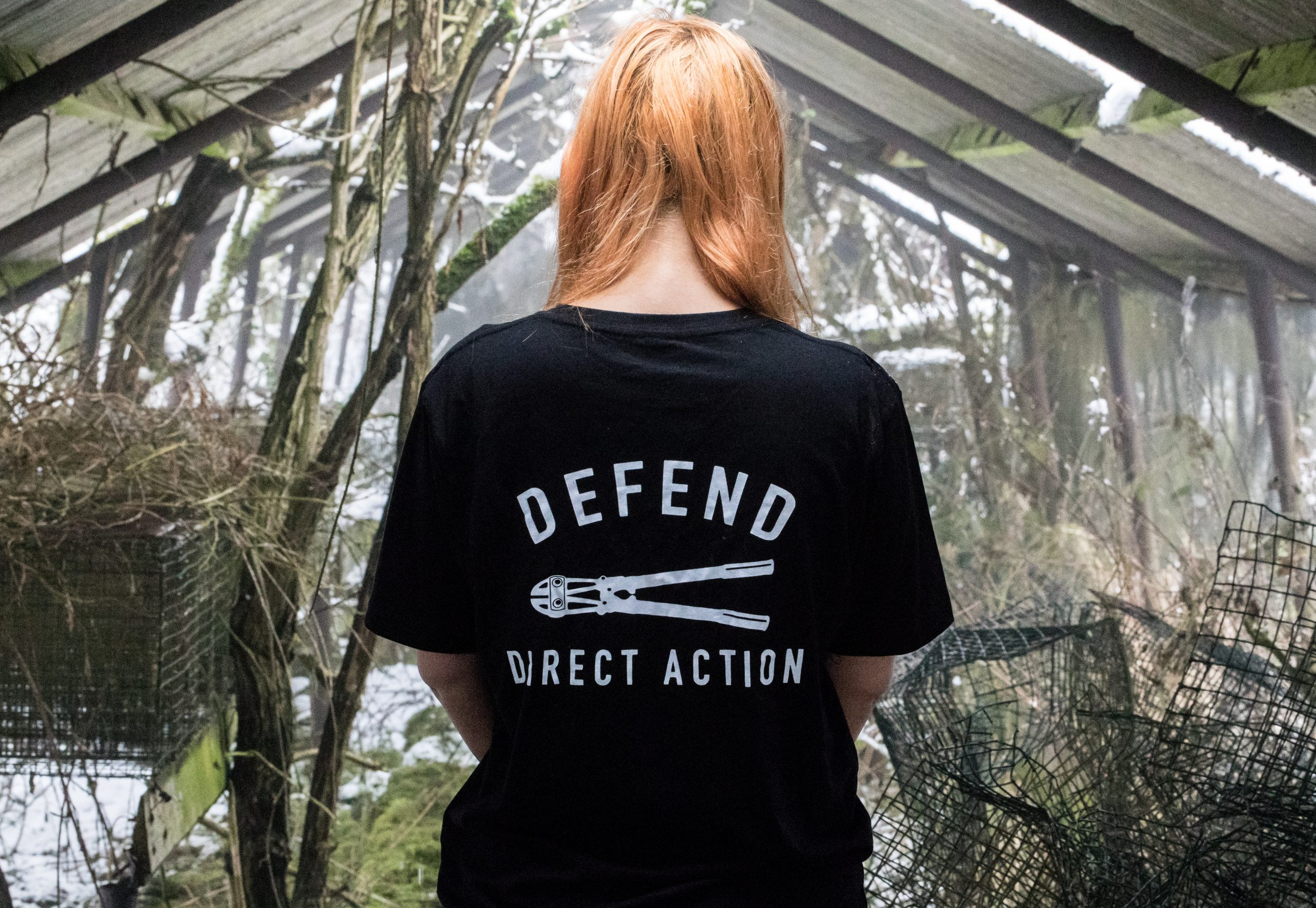Defend Direct Action – Tee